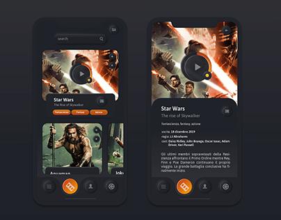 UI for a Movie App