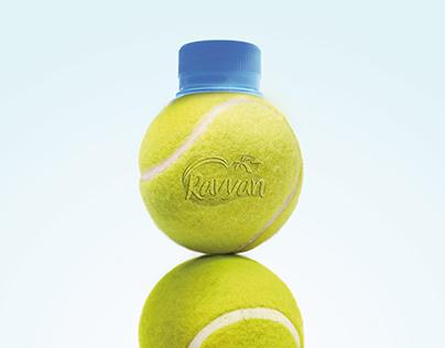 RAYYAN. WATER SUPPLIER OF THE TENNIS OPEN 2015