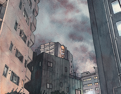 """Tokyo at Night"" full series!"