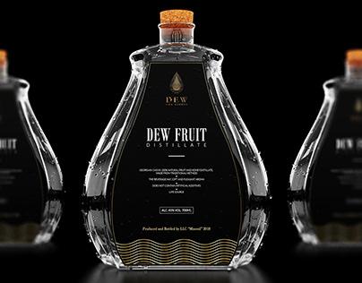 Rum Bottle Packaging