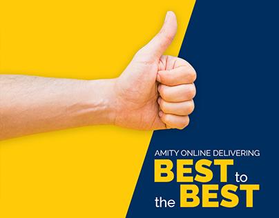 Social Media - Amity Online