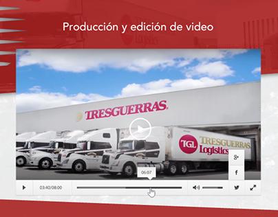 Video Corporativo | Tresguerras