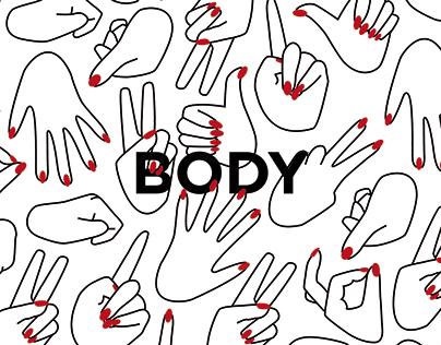 BODY / PatternPattern / Illustration