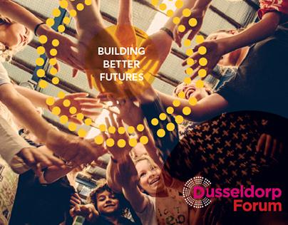 Dusseldorp Forum Rebrand