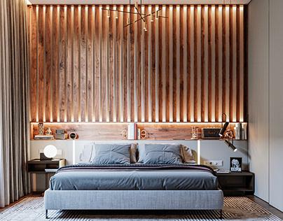 Ap Leninskii - Bedroom