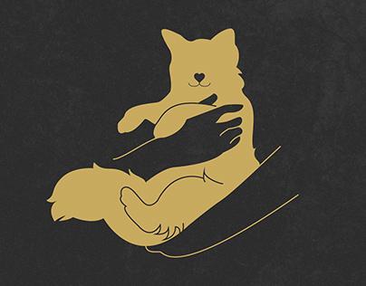 Cats Are Gods: Icon Design