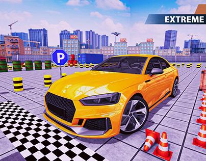 Advance Auto Modern Car Parking - Offline Games