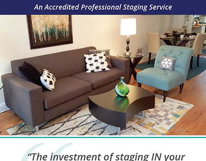 Home Staging Flyer