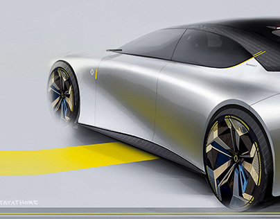 Renault EV Sedane Y11