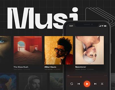 Musi — music streaming app