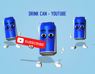 Drink Can - Youtube