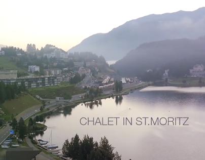 Chalet in St. Moritz (Architecture film)