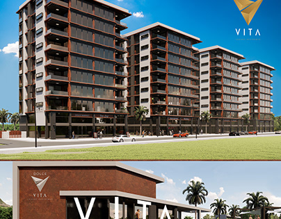 Murat Hüdavendigar GÜNAY / DOLCE VITA Luxury Residence