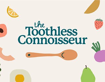 The Toothless Connoisseur Branding