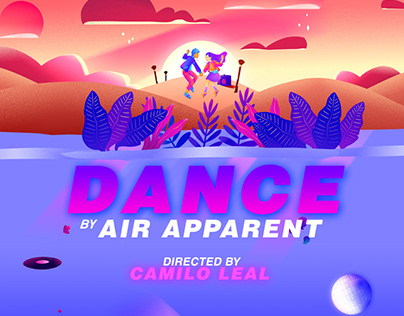 Air Apparent - Dance Lyric Video.