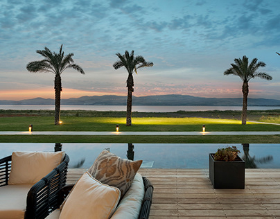 Assaf Pinchuk: Setai Hotel Sea Gallilee
