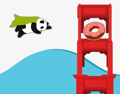 Flying Panda Game (demo)