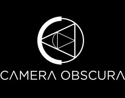 Camera Obscura - Logo, Poster and Ticket