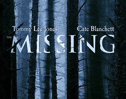 """The Missing"" movie poster"