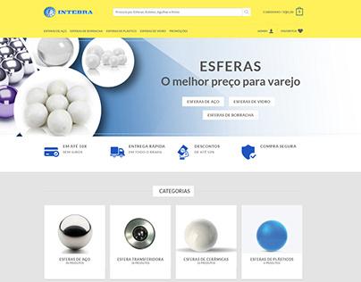 E-commerce Intebra