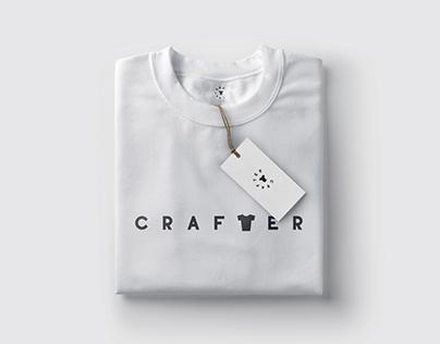 CRAFTER I naming & branding