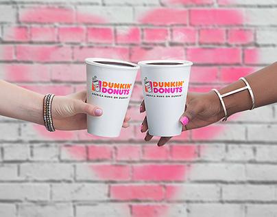 Dunkin' Donuts Social