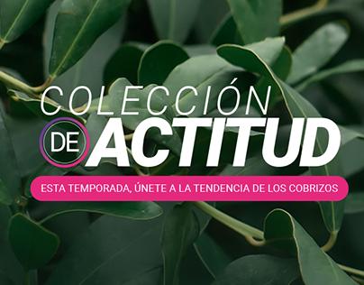 Ilicit   #ColecciónDeActitud 💇🏻♀️