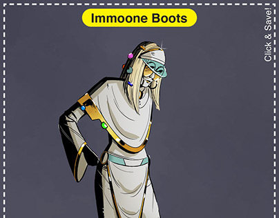 Immoone Boots