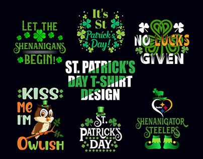 St. Patrick's T-shirt Design
