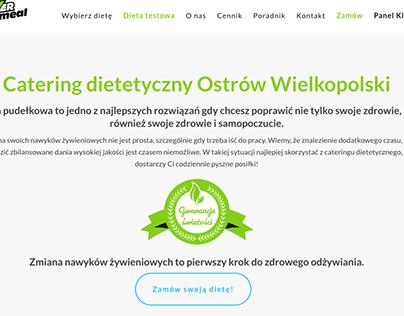 Catering dietetyczny Ostrów Wielkopolski