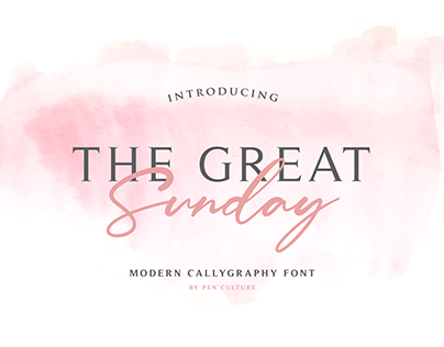 FREE | The Great Sunday