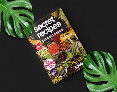 Secret Recipes - A Food Magazine