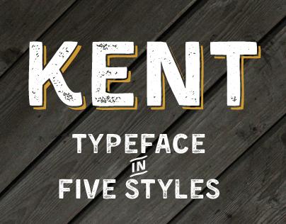 Kent (Typeface)