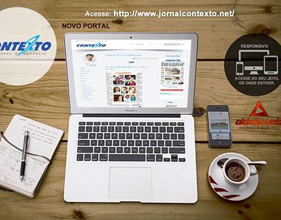 Novo Portal Jornal Contexto