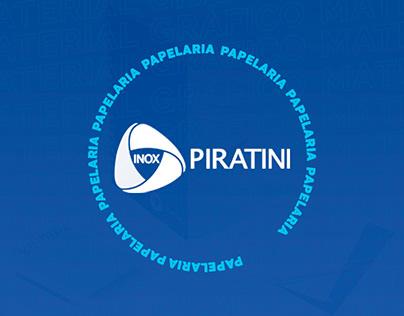 Papelaria | Inox Piratini