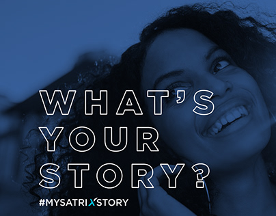 My Satrix Story Campaign - Web and Social