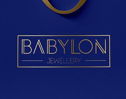 Babylon Jewellery - Website Design & Packaging