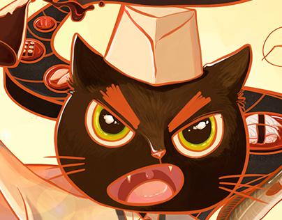 Cat's Sushi
