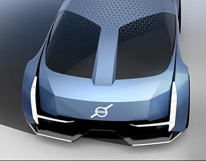 Volvo Robo-Vision Mobility