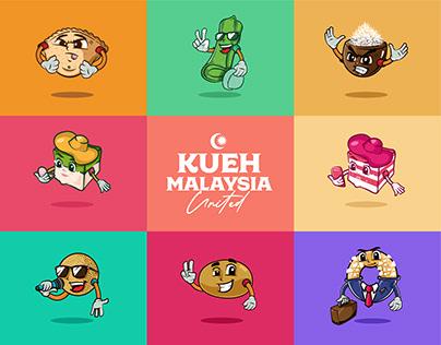 Kueh Malaysia (NFT's)