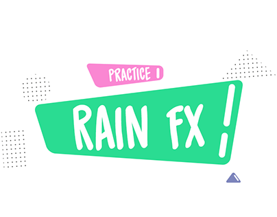 After Effects- Rain FX