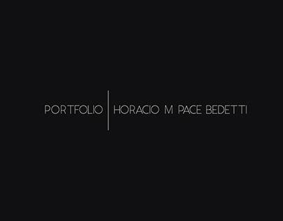 Portfolio Horacio M. Pace Bedetti. Industrial Design