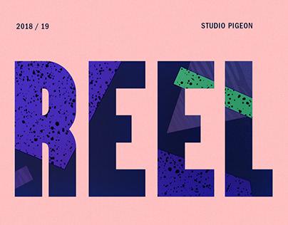 Studio Pigeon SHOWREEL