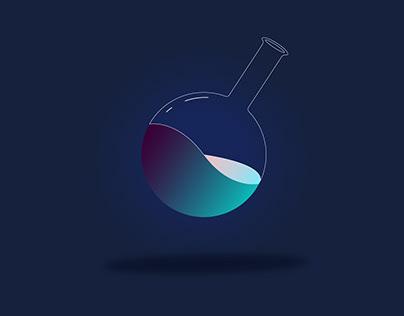 Minimal Glass Vial