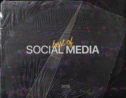 Best of 2019 || Social Media