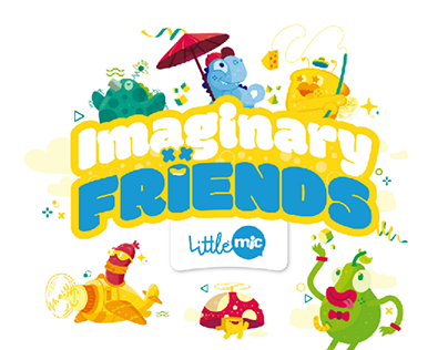 Imaginary Friends [Little MIC]