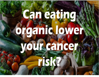 FOODS THAT LOWER YOUR RISK TO CANCER