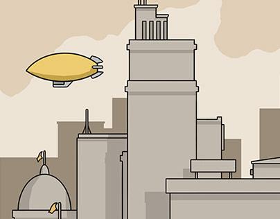 Wilbur's Big City
