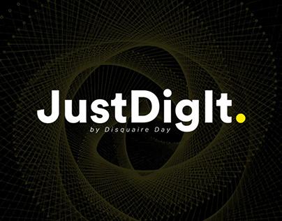 JustDigIt :: Interactive Experience
