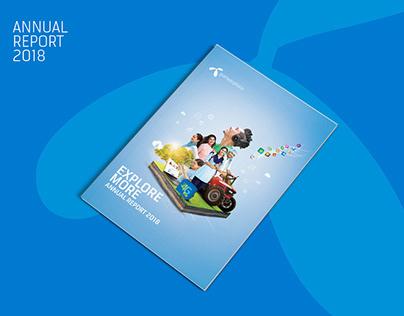 Grameenphone Annual Report 2018